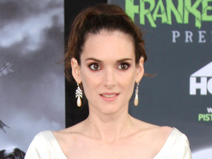 Winona Ryder Disney's 'Frankenweenie' premiere at the El Capitan Theatre - Arrivals Hollywood, California