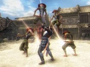 'Onimusha: Dawn of Dreams' screenshot