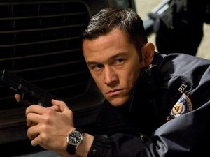 Still of Joseph Gordon-Levitt in The Dark Knight Rises