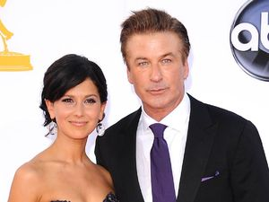 64th Annual Primetime Emmy Awards, Alec Baldwin, Hilaria Thomas