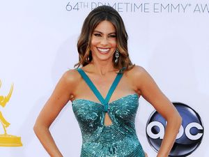Sofia Vergara from Modern Family Emmys 2012