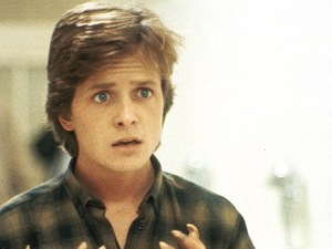 Michael j Fox, Teen Wolf, 1985