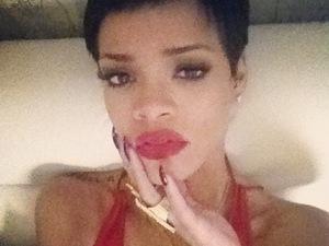 Rihanna in Las Vegas