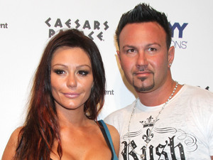 Jenni Farley aka &#39;JWOWW&#39; , Roger Matthews