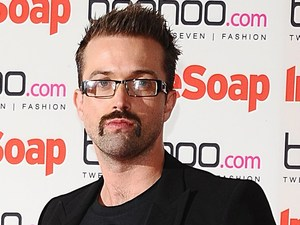 Inside Soap Awards 2012 - Red Carpet Arrivals: Emmett J Scanlan