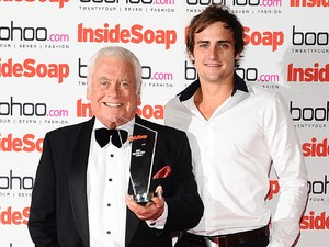 Inside Soap Awards 2012 - Winners: Neighbours (Tom Oliver and Chris Milligan)