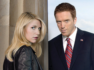 Homeland Season 2: Damian Lewis and Claire Danes
