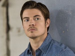 Dallas S01E04 - &#39;The Last Hurrah&#39;: Josh Henderson as John Ross