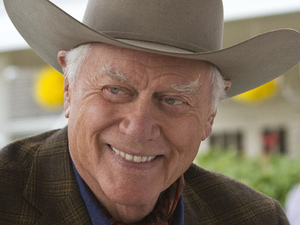 Dallas S01E04 - &#39;The Last Hurrah&#39;: Larry Hagman as J.R. Ewing