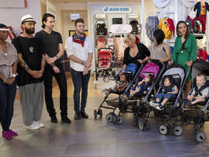 Project Runway - Season 10 (27/09) - Contestants will need to design clothing for a baby in this week's episode