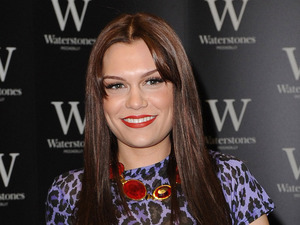 miss mode: Jessie J signs copies of her autobiography entitled 'Nice To Meet You' at Waterstones in Piccadilly London, England - 27.09.12 Mandatory Credit: WENN.com
