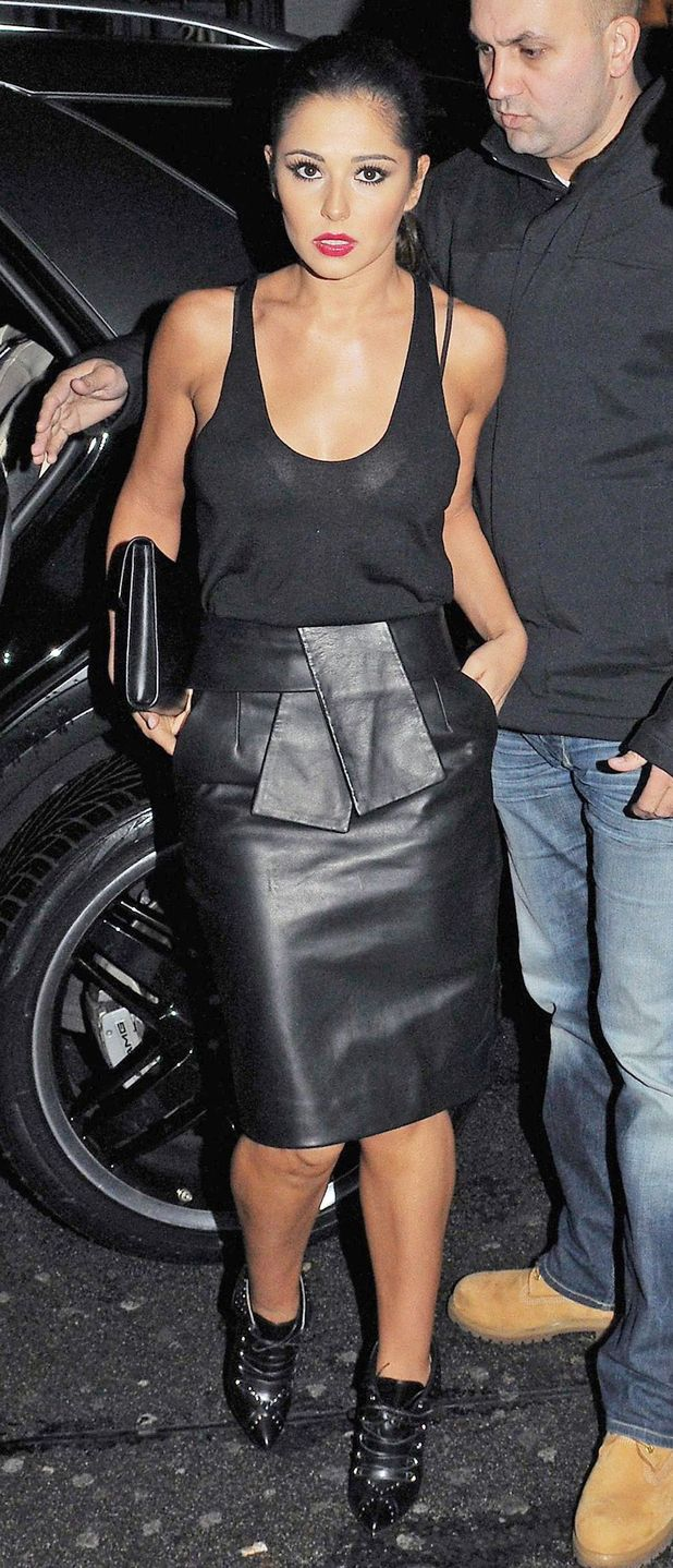 Cheryl Cole, C Restaurant, London