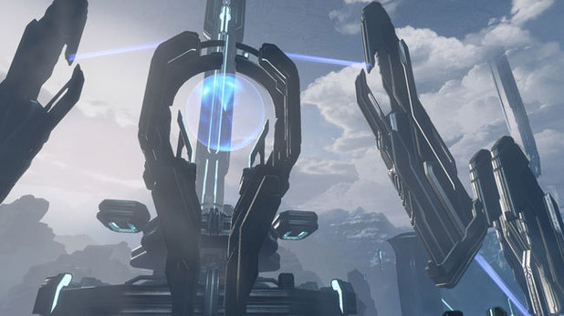 'Halo 4' Spartan Ops screenshot