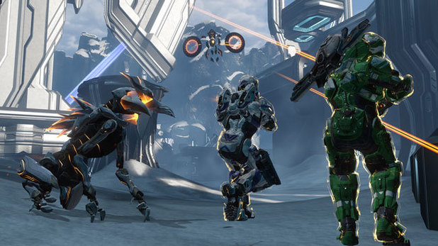 Unannounced Halo game