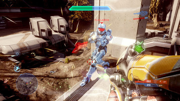 'Halo 4' War Games screenshot