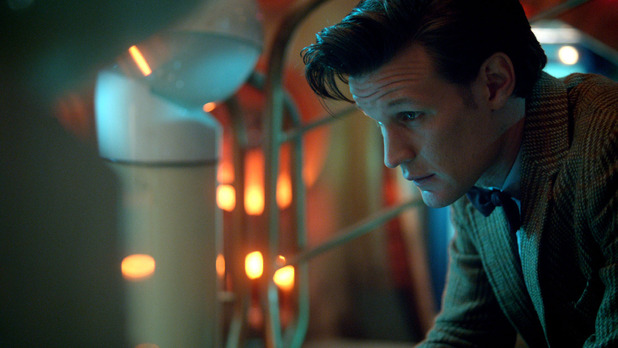 Doctor Who S07E05 - 'The Angels Take Manhattan': The Doctor (Matt Smith)