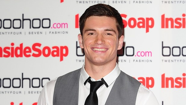 Inside Soap Awards 2012 - Red Carpet Arrivals: David Witts