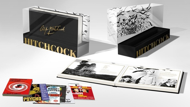 Alfred Hitchcock Blu-ray box-set