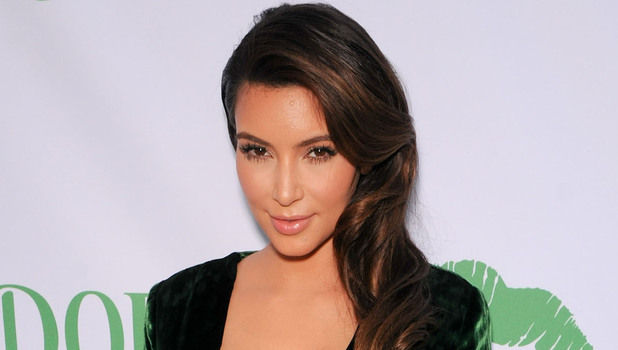 Miss Mode: Kim Kardashian Kim Kardashian hosts the Midori Makeover Parlour held at Fred Segal Santa Monica, California - 25.09.12 Mandatory Credit:Daniel Tanner/ WENN.com