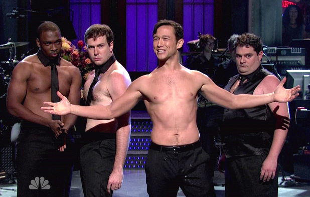 Joseph Gordon-Levitt hosts NBC's 'Saturday Night Live' Season 38 Episode 2 USA - 22.09.12 Supplied by WENN.com