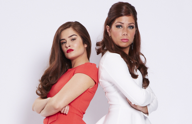 Nikki Sanderson joins the cast of Hollyoaks as Maxine Minniver, sister to Mitzee Minniver - embargoed until 00.01 Friday 28 Sep