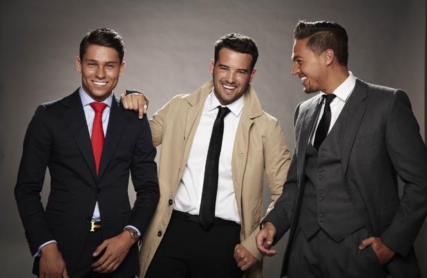 Joey Essex, Ricky & Mario