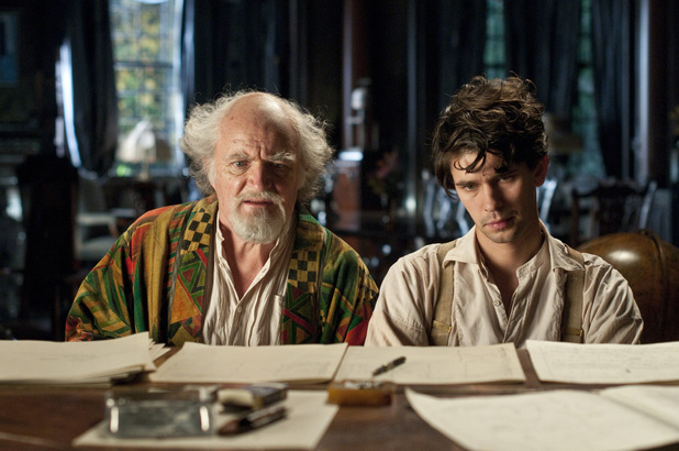 Jim Broadbent with Ben Whishaw