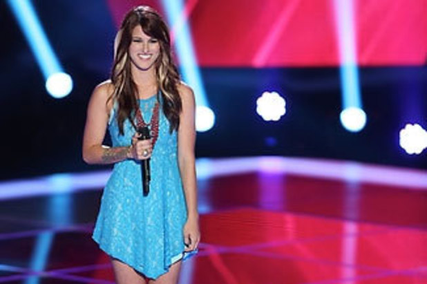 The Voice: Cassadee Pope