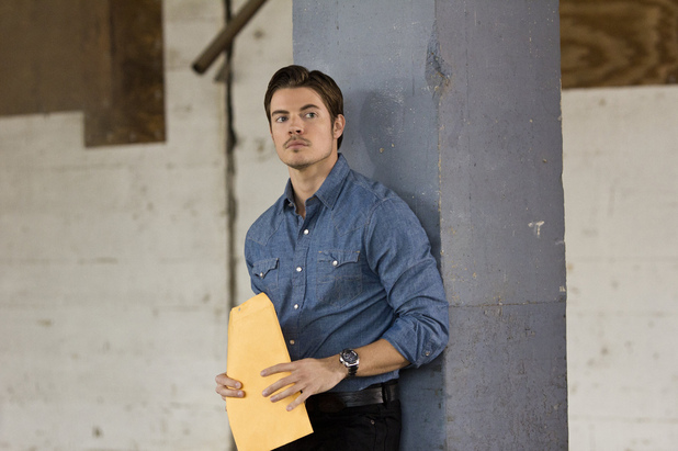 Josh Henderson as John Ross