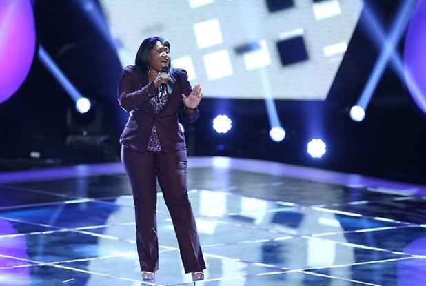 The Voice: Terisa Griffin