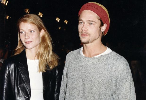 Gwyneth Paltrow, Brad Pitt, 1995