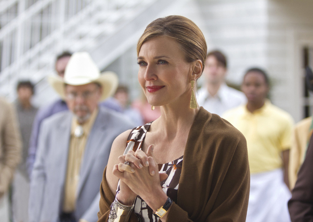 Brenda Strong as Ann Ewing