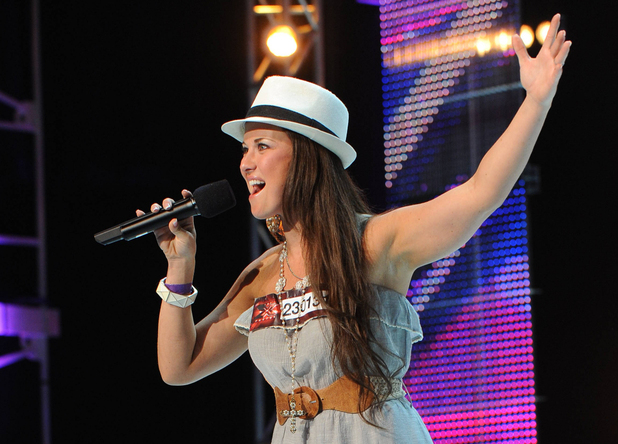 &#39;The X Factor&#39; USA: Tara Simon