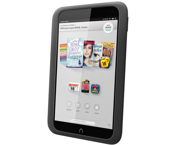 NOOK HD Tablets and ereaders