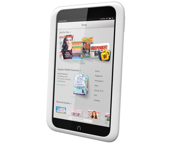 NOOK HD White