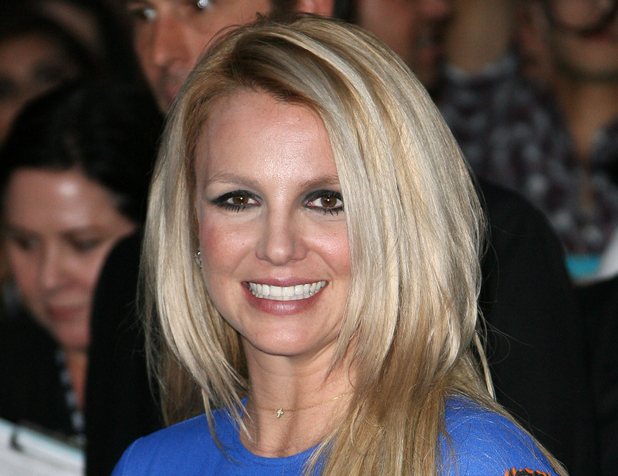 Britney Spears The 'X Factor' Season Two Premiere Screening and Handprint Ceremony held at Grauman's Chinese Theater Los Angeles, California - 11.09.12 Mandatory Credit: Adriana  M. Barraza/WENN.com