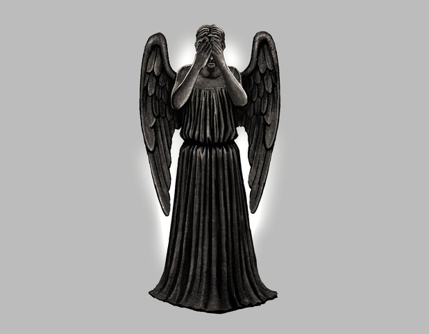 Doctor Who: A History of the Universe in 100 Objects - Weeping Angel
