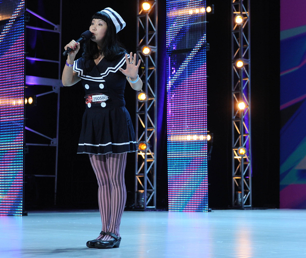 'The X Factor' USA: Changyi Li