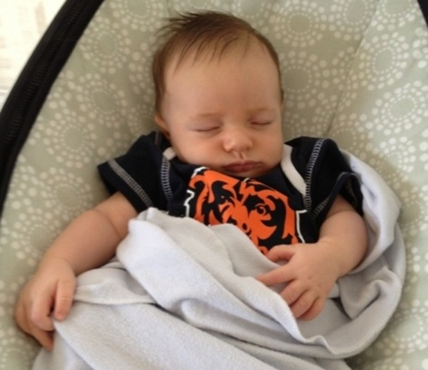 Kristin Cavallari and Jay Cutler&#39;s baby son Camden Jack