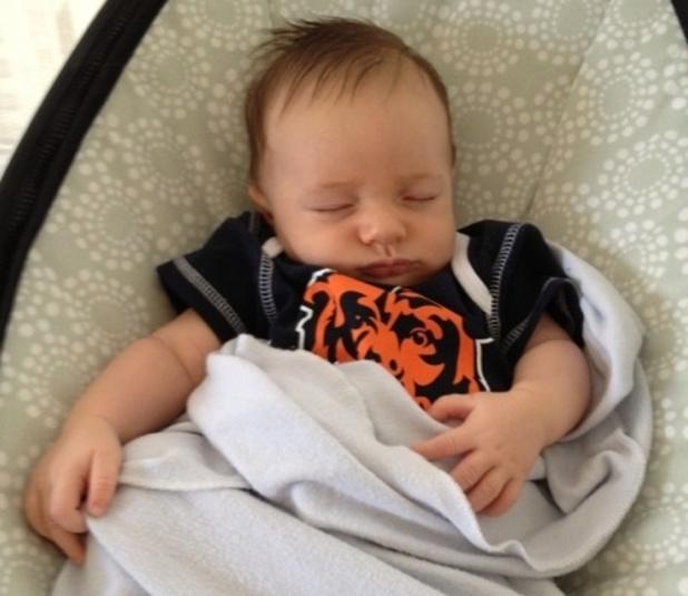 Kristin Cavallari and Jay Cutler's baby son Camden Jack