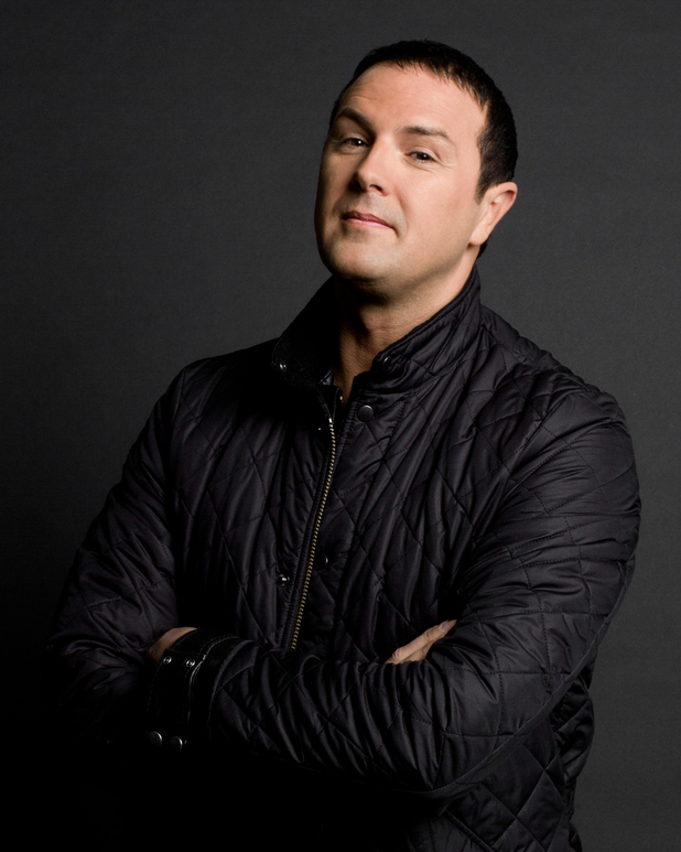 Hotel GB: Paddy McGuinness