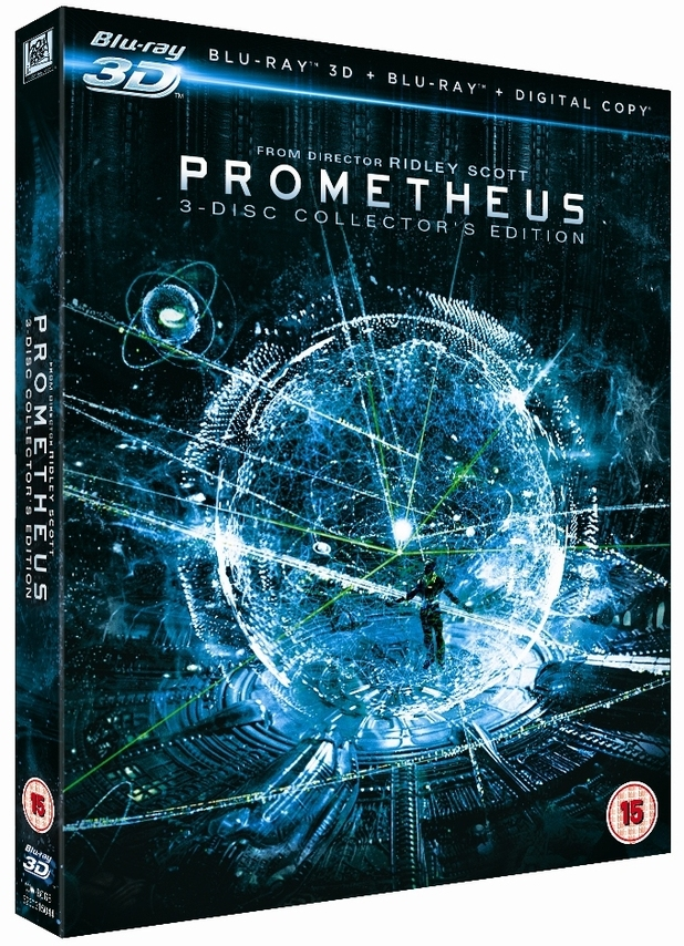 Prometheus Blu-ray 3D packshot