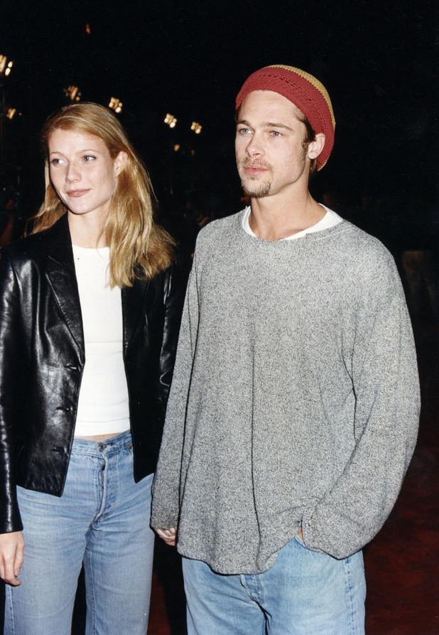 Gwyneth Paltrow, Brad Pitt