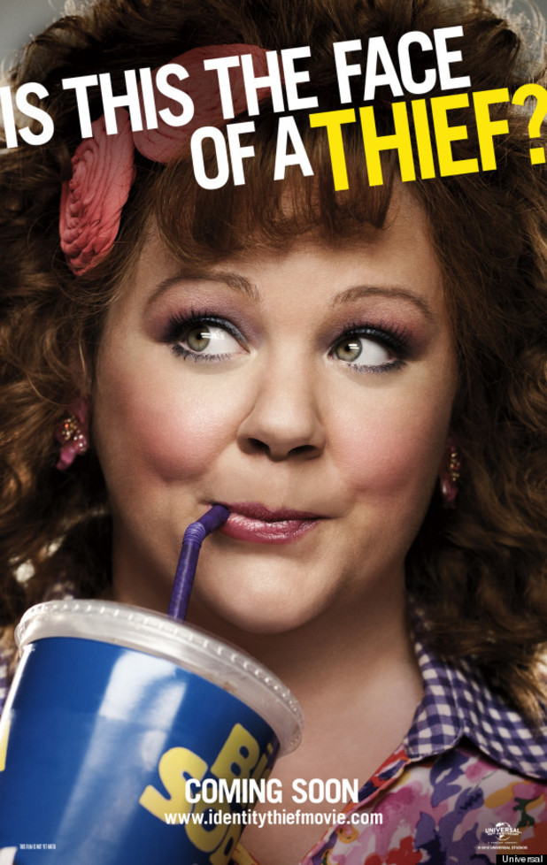 'Identity Thief' poster