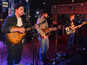 Mumford & Sons play intimate Radio 1 gig
