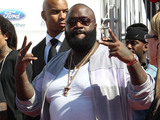 Rick Ross at the 2012 BET Awards at The Shrine Auditorium - Arrivals