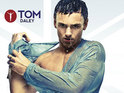Olympic diver Tom Daley launches his official 2013 calendar.