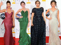 Sofia Vergara, Claire Danes and more in our Emmys 2012 Best & Worst Dressed list.