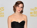 Emma Watson wears an unusual outfit at the Perks of Being a Wallflower premiere.