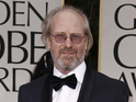 William Hurt and guest, Golden Globes 2012